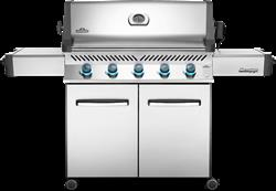 Prestige® 665 Gas Grill, Stainless Steel