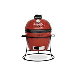 Joe Jr With Cast Iron Stand - Kamado Joe